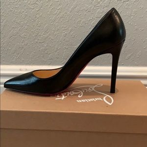 Christian Louboutin Pigalle 100mm ::worn once::